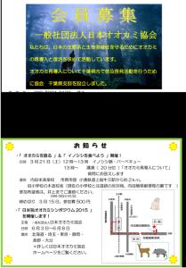 千葉支部会員募集-チラシ
